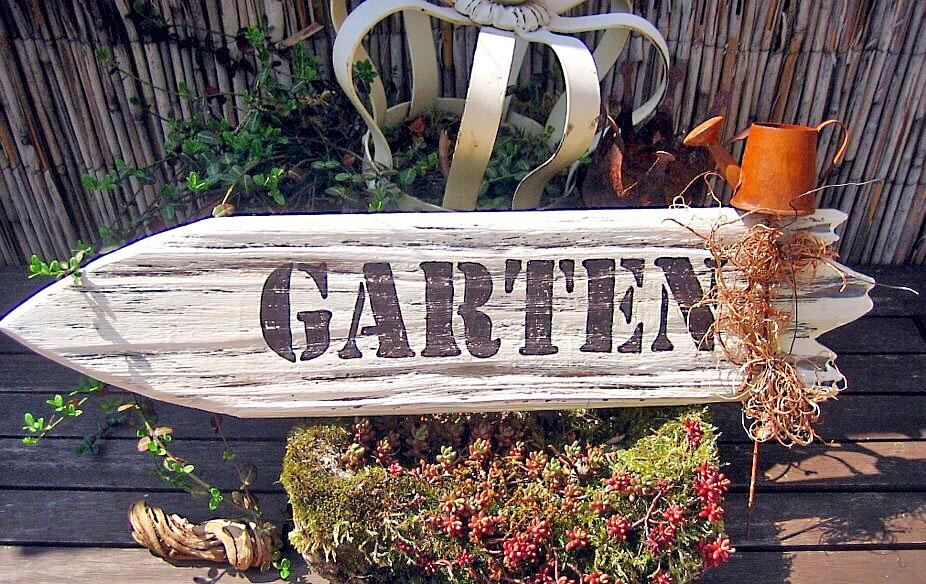 Gartenschilder Und Pflanzstecker